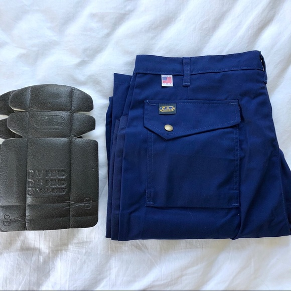 Skillers Pants Mens Kneepad Work Poshmark